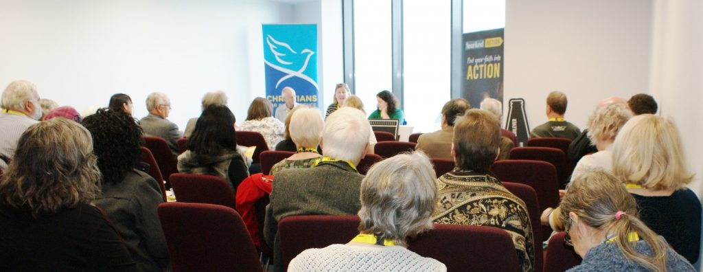 CFI talk, Aberdeen, October 2019 (SNP conference fringe event)